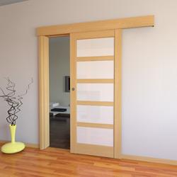 Posuvné dveře do panelového bytu